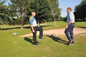 Golf Coaching Abergele